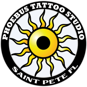 Phoebus Tattoos and Body Piercings contact