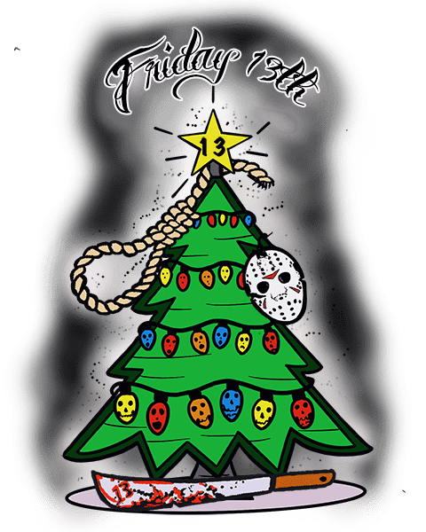 Friday 13th December 2019 Phoebus Tattoos