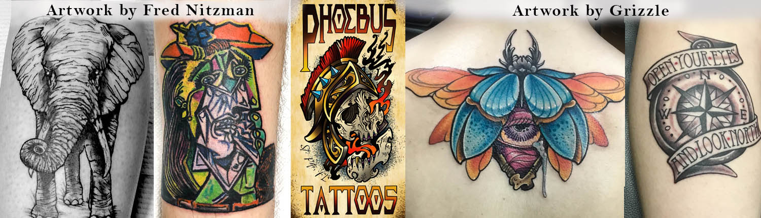 Tattoo Artists Phoebus Tattoos and Piercings