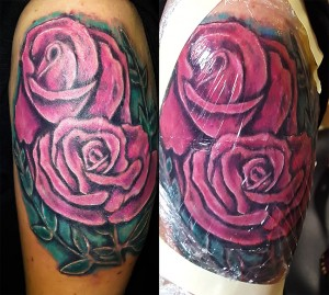 Roses Cover up