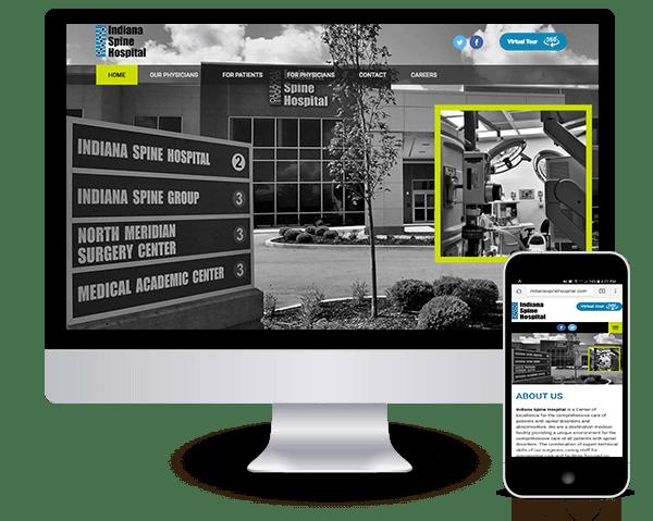 Indiana Spine Hospital Design