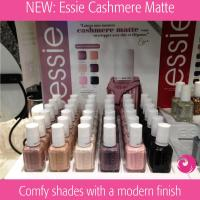NEW: Essie Cashmere Matte