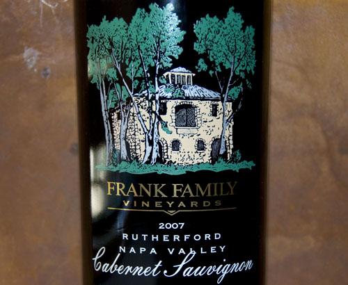 Frank Family Vineyards: Taking a vote