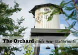 New Restaurants Added to The Orchard