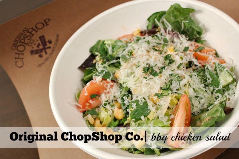9 Hot Spots for Cool Summer Salads_Original ChopShop Co_BBQ Chicken Salad