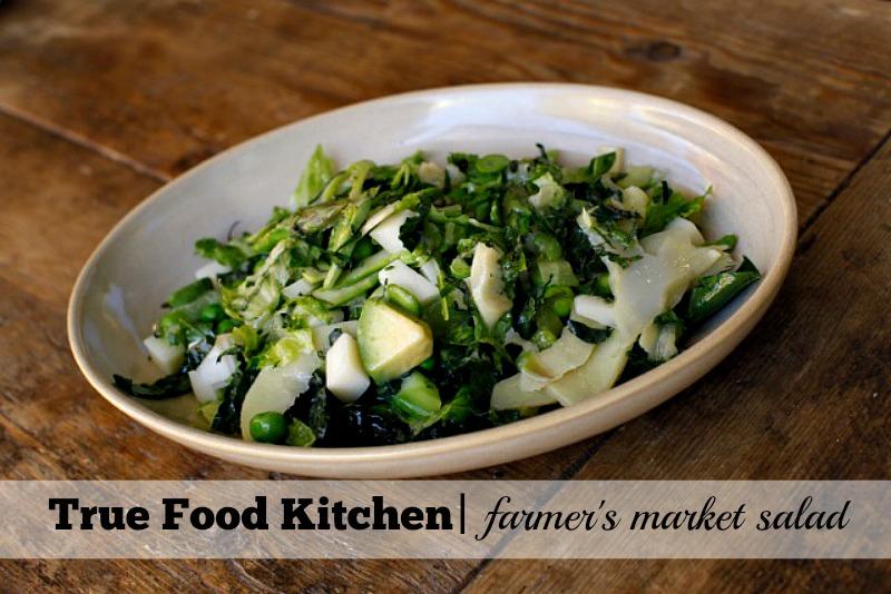 9 Hot Spots for Cool Summer Salads_True Food Kitchen_Farmers Market Salad