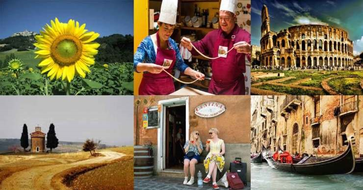 Italian Culinary Adventure from Blue Breeze Travel
