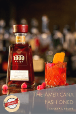 The Americana Fashioned Cocktail Recipe