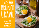 Downtown Tempe Brunch Crawl