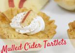 Mulled Cider Tartlet Recipe