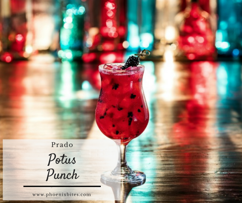 Rock Your Party: Election Themed Cocktails at Prado_Potus Punch