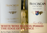 White wine blends: Poised the edge of balance