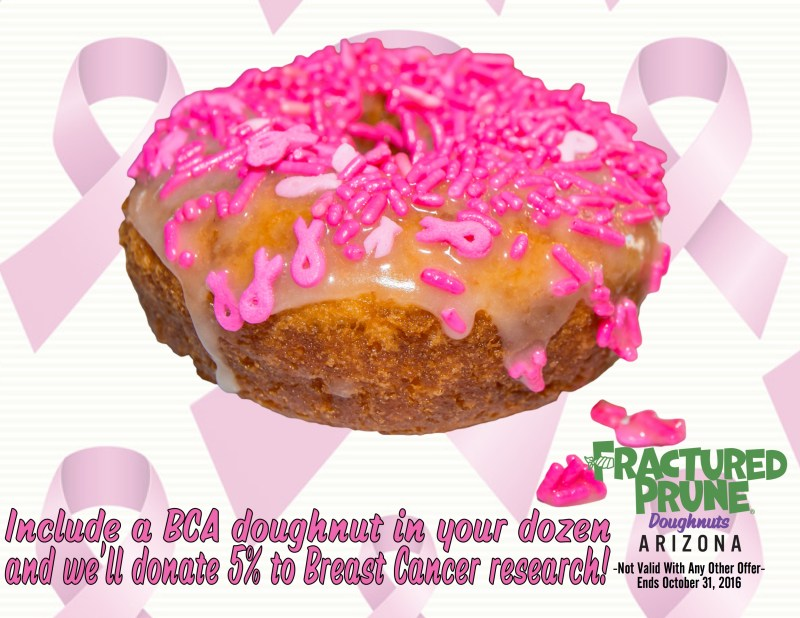 Breast Cancer Awareness Month Specials: Fractured Prune