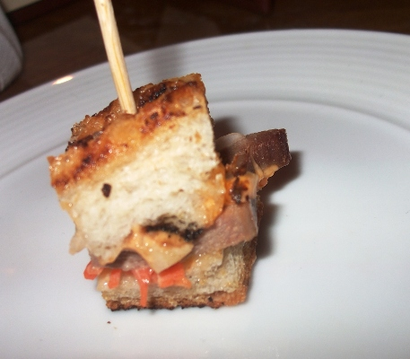 A Taste of Prado's New Tapas Menu