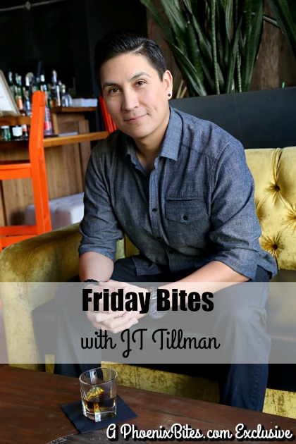 Friday Bites with JT Tillman