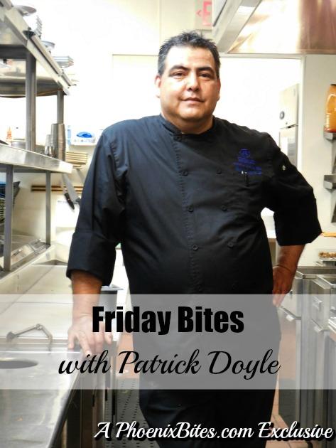 Friday Bites with Patrick Doyle