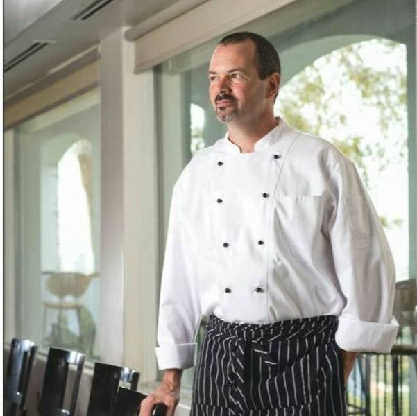 Fun Facts about our Favorite Chefs: Robert Nixon