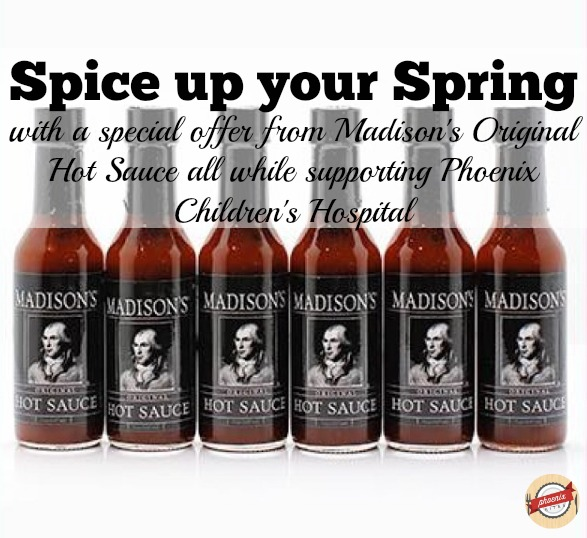 Madison's Original Hot Sauce