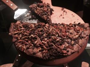 Pie Five Pizza Turtle Brownie