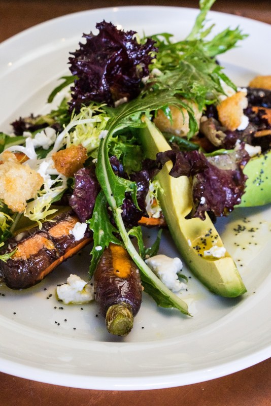 Roasted Carrot & Avocado_St Francis_Summer 2016