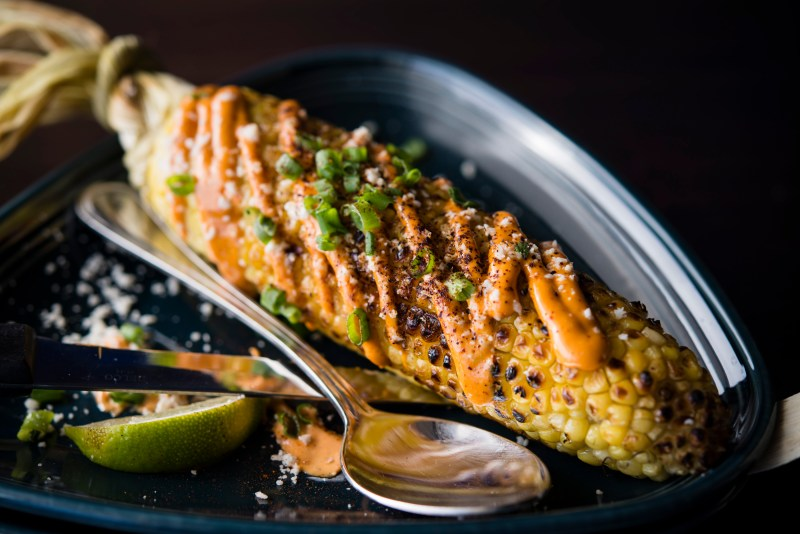 SOL Cocina's Winter Menu Warms Up Scottsdale: Grilled Corn