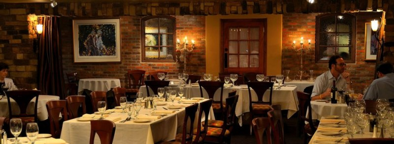 Enjoy Christmas Eve Dinner at Tomaso's