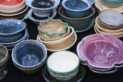 Pita Jungle Empty Bowls Event