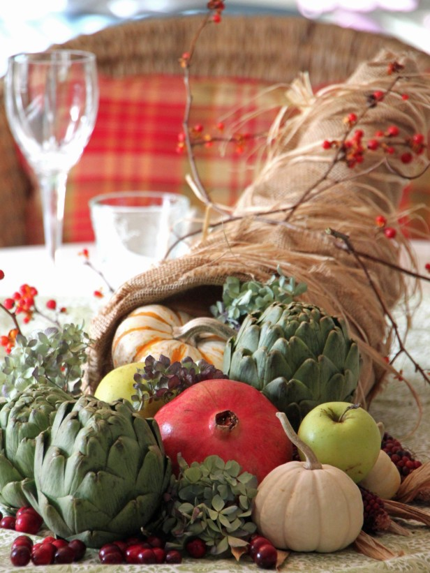 How to create a cool cornucopia