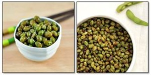 Edamame inspired by The Big Short