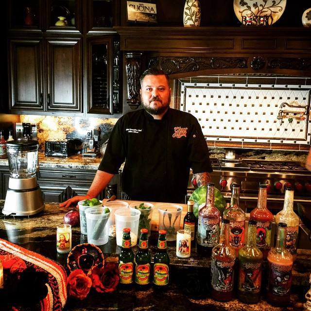 Fun Facts about our Favorite Valley Chefs: Chef Adam Allison