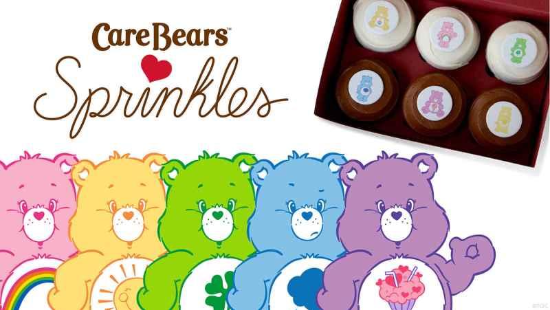 Care Bears Cupcakes at Sprinkles
