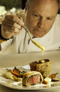 Executive Chef Gordon Maybury
