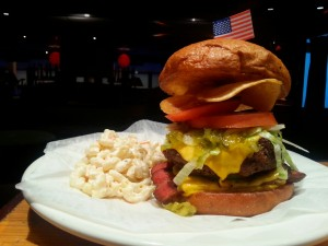 The All American Burger