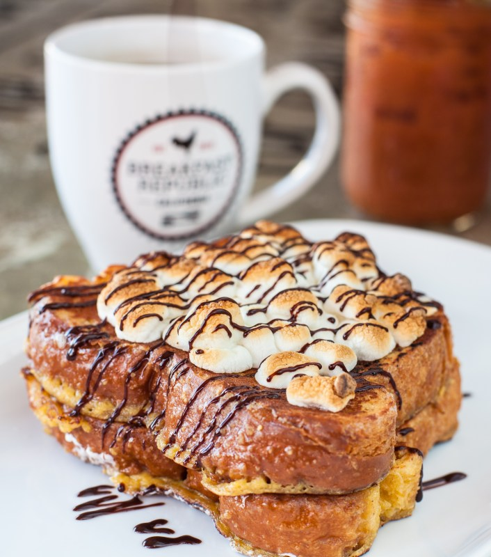 Smores French Toast