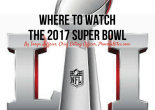 Local Spots to watch the 2017 Super Bowl