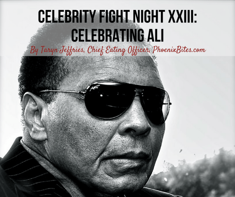 Celebrity Fight Night XXIII- Celebrating Ali