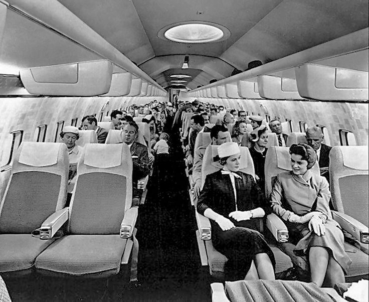 Early Commercial Air Travel