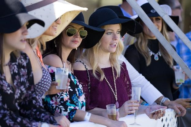 Are you going to the Stella Artois Derby DayClub?