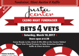 Share your good fortune at Justa Center Bets 4 Vets event