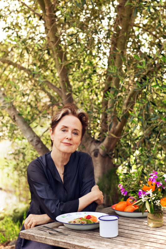 """Chef Alice Waters is the subject of """"American Masters: Alice Waters and Her Delicious Revolution"""" and is interviewed in """"American Masters – James Beard: America's First Foodie."""""""