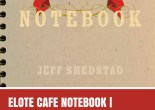 Elote Cafe Notebook