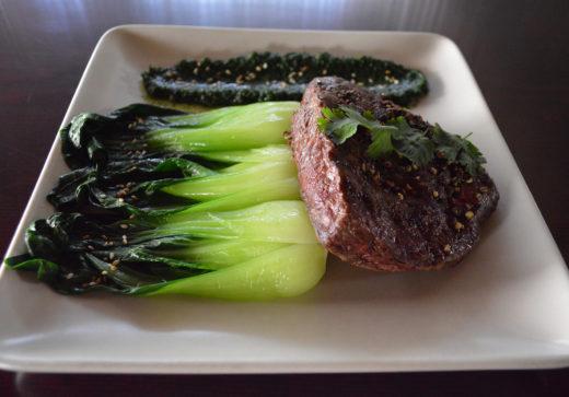 J&G Marinated Flat Iron Steak
