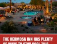 The Hermosa Inn Summer Specials