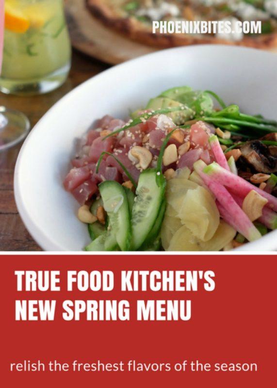 True Food Kitchen's New Spring Menu