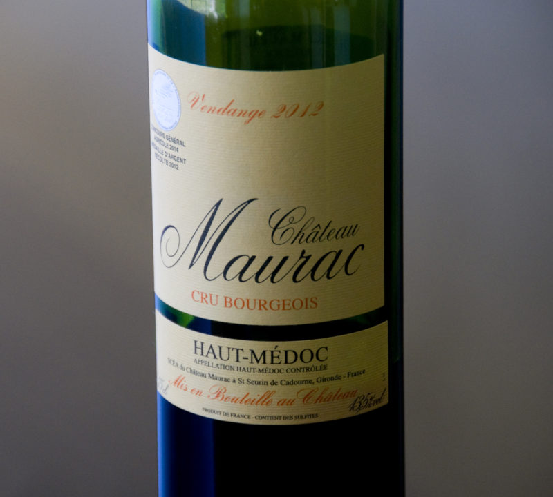 Even-Steven: Merlot Cabernet from Medoc