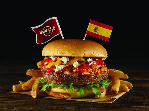 HRC Barcelona Olé Burger