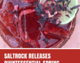 SaltRock Releases Quintessential Spring Cocktail Menu