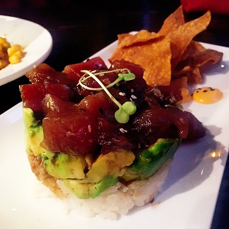 Ginger Monkey Poke