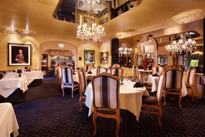 Melvyn's Ingleside Inn Restaurant