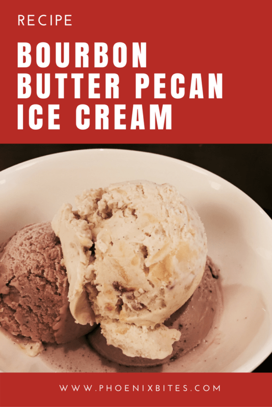 Bourbon Butter Pecan Ice Cream recipe